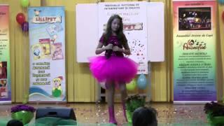 Doi ingeri si o floare  - Cristiana Ioana Ion - Trofeu si Locul I- Live - Fest. Liliput 2013-