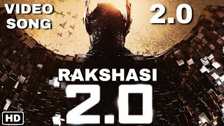 Robot 2.0 Rakshasi Video Song Out soon, A.R Rahman, Akshay kumar Rajnikant, Blaaze, Robot 2.0 Songs