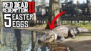 5 Easter Eggs menores pero sabrosos en Red Dead Redemption 2 - Jeshua Games