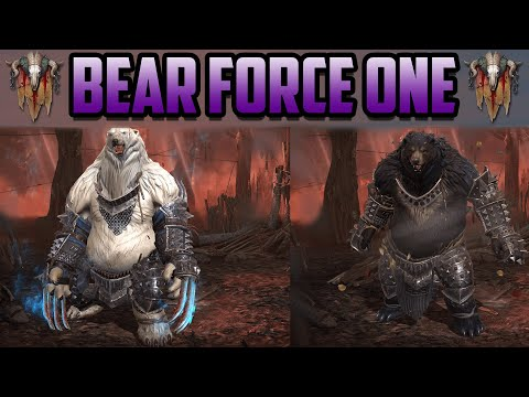 """Bear Force One"" The Duo of the Century I Raid Shadow Legends"