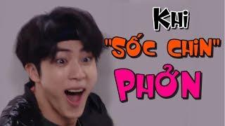 """[My hearteu-JIN] Khi """"Sốc Chin"""" phởn =))) (HPBD Jin)"""