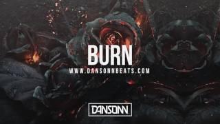 Burn (With Hook) - Sad Inspiring Piano Guitar Beat | Prod. by Dansonn