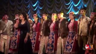 Ruzan Mkrtchyan Mush Ergir Papakan  ( Official - Video ) - 2016 // Armenian Folk