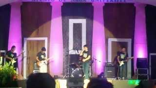 DisBand (Days With The Lord Band) Live at #ADNUat75 (1/3)