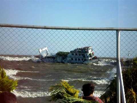 Ferryboat, Lake Nicaragua
