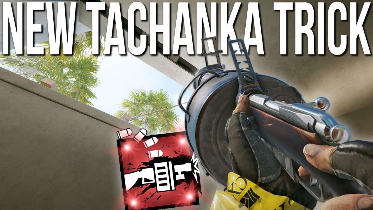 Coconut Brah - The *NEW* Tachanka Tricks + Amazing Secret Fuze Trick - Rainbow Six Siege