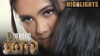 Daniela, kumuha ng buhok para sa DNA sample nila ni Cassie | Kadenang Ginto (With Eng Subs)