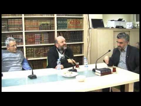 Recep İhsan Eliaçık ve Edip Yüksel'in Vakıf Ziyareti - 1