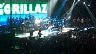 GORILLAZ LIVE - Last Living Souls.