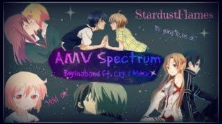 AMV Spectrum [Boyinaband ft. Minx and Cry]