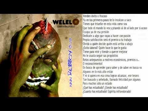Perfeccion Vs Fracaso de Welelo Letra y Video