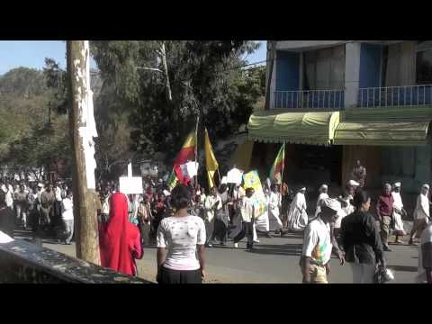 Gondar on the move 2011