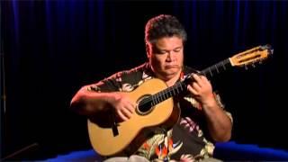 A 3 minute history of guitarist Shoji Ledward