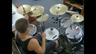 Take Me Into The Beautiful - Cloverton Drum Cover