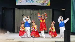NaRae (나래 무용단) Puppet dance(꼭두각시) 2018 Korean Harvest Festival