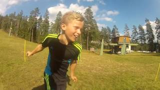 Hestraläger 2016 Smålands Skidförbund
