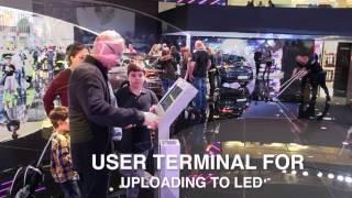 """PRG XL Video realisierte """"Opel Selfie Jump"""" auf der IAA 2015"""