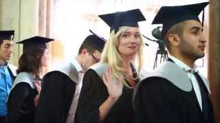 Graduation 2014 - Thoughts and memories