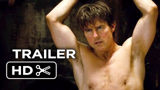 Mission: Impossible - Rogue Nation Official Teaser Trailer (2015) - Tom Cruise Action Sequel HD width=