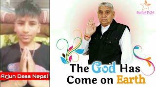 About Sant Rampal ji Mharaj Nepoliyan follower Arjun Dass Nepal:- Jagat Guru Sant Rampal