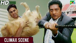 Climax Scene - Entertaiment | Entertainment Bollywood Movie | Akshay Kumar, Tamannaah, Johnny