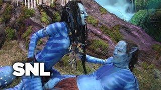 Avatar Sex Gone Wild - SNL width=