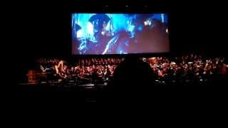 LOTR The Two Towers Ciné Concert - Paris 06.30.2013 - Helm's Deep Opening