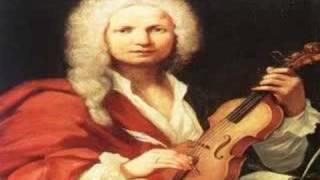 Vivaldi Violin Concerto In C Minor, Rv 199 Allegro