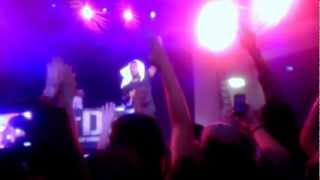 Kendrick Lamar - M.A.A.D City Live Stockholm