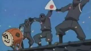 2x2 SHINOBUDEN - kung fu fighting (remix) AMV