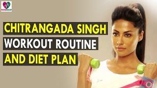 Chitrangada Singh Workout Routine & Diet Plan - Health Sutra - Best Health Tips