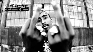 "2PAC ""FUCK ALL YALL"" THE SPAKASION REMIX"