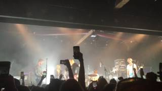 Ross Lynch Tap Dancing Live at The Crocodile Seattle WA 7.19.17 New Addictions Tour