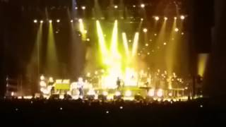 The Cure - Burn Vector Arena Auckland 2016