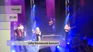 Jolly Románcok koncert 2014.01.01.