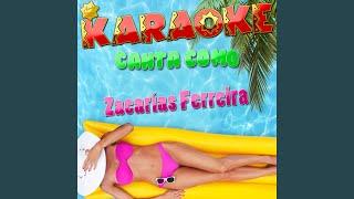 Novia Mia (Popularizado por Zacarias Ferreira) (Karaoke Version)