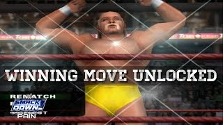 Hulk Hogan Winning Move Unlocked   WWE SD! HCTP (2003)