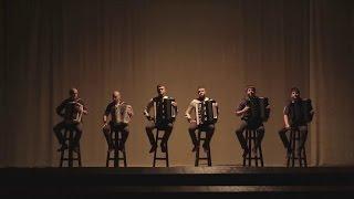 "JAMALA | Джамала ""1944"" - Рваные меха (cover accordion) Eurovision -2016 Ukraine"