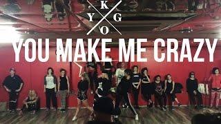 Kygo feat. Gnarls Barkley (Teemid & Joie Tan Cover) #Raisky  choreography by @KolyaBarnin
