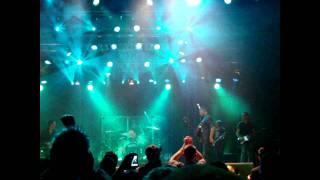 Concerto Hillsong Australia Live@Milano - assolo del batterista 21.11.2011