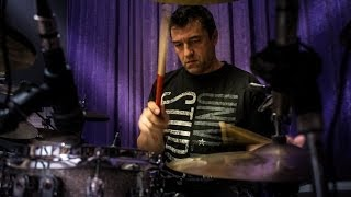 Menios Pasialis - Drum Cover - 7/4 (Simon Phillips)