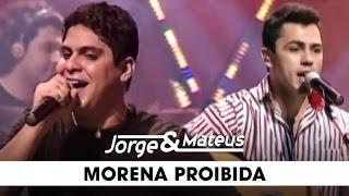 Jorge e Mateus - Morena Proibida - [DVD Ao Vivo Em Goiânia] - (Clipe Oficial)