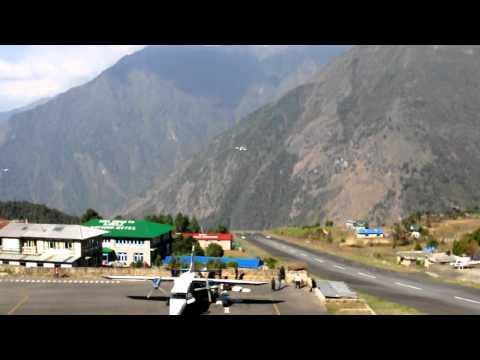 Tenzing-Hillary Airport (LUA) – Lukla, Nepal – April 2011