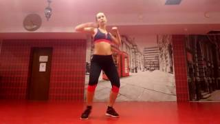 African Pop Zumba®. Lou Bega - Dance Like an African. Choreo by Ekaterina Bogdanova ZIN