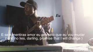 Volta só já (cover) Cláudio fênix feat Lil saint