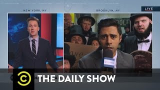 Live From the F Train: The Daily Show