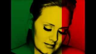 Adele - Set Fire To The Rain reggae version by Reggaesta