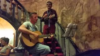"""Luc Arbogast's """"Mad World"""" featuring Martyn Ford & Alex"""