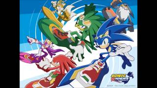 Sonic Riders - Egg Factory (Sega Genesis Remix)