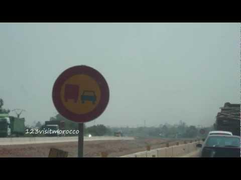 Autoroute Casa-Rabat – (A3) – Casablanca-Rabat Highway